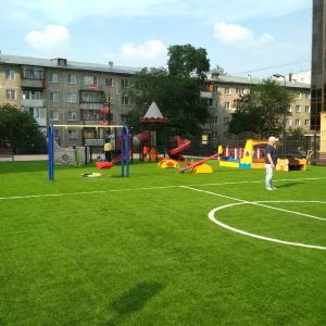 Детская площадка 2016
