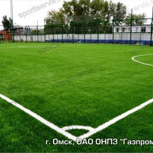 Футбольное поле - Газпромнефть
