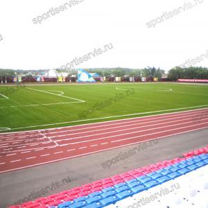 Футбольное поле - Королева спорта (Полтавка 2011)