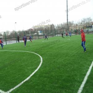 Футбольное поле - искусственная трава лдс