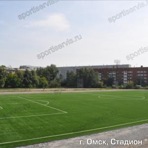 Футбольное поле - искусственная трава