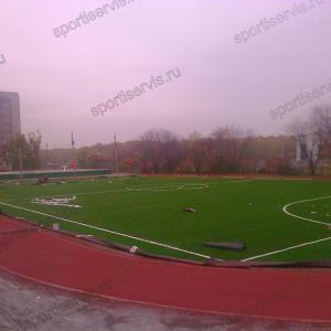 Футбольное поле - Новосибирск 2014