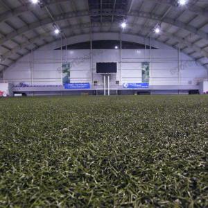 Реставрация футбольного поля